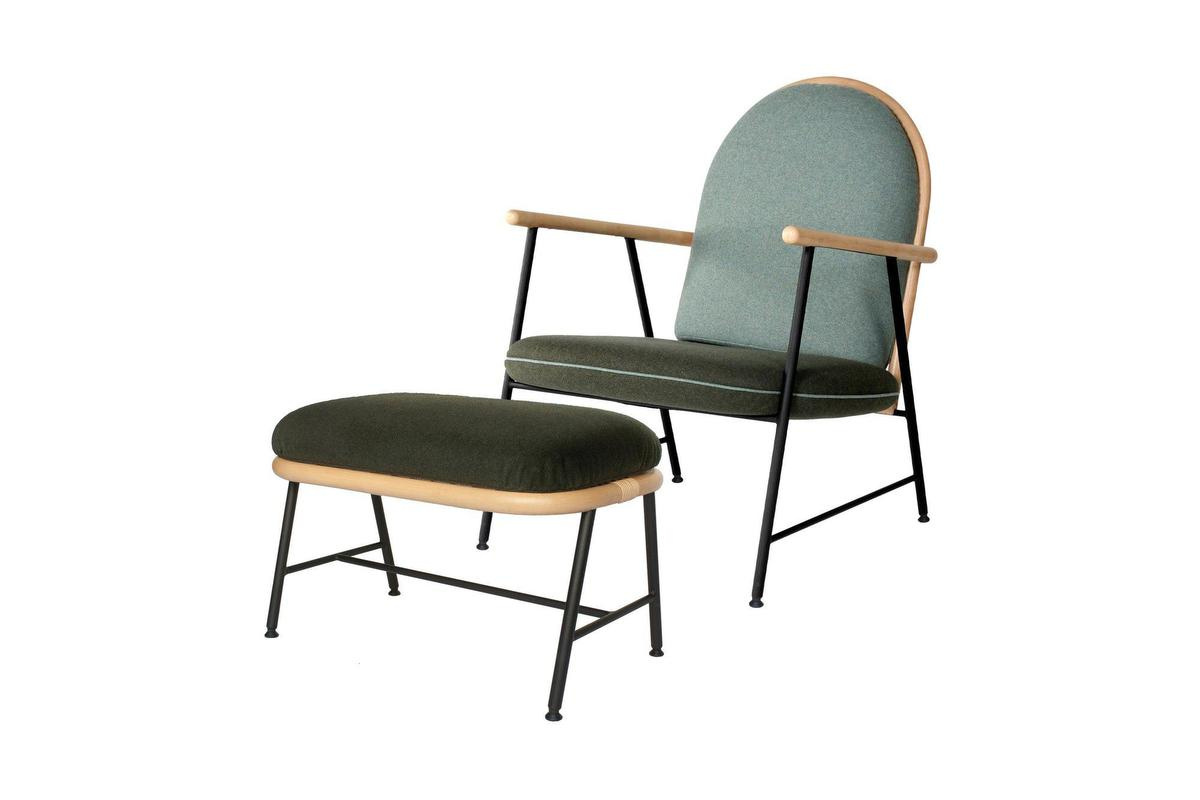 Un modèle de la collection AYA de Sep Verboom pour Vincent Sheppard., SDP