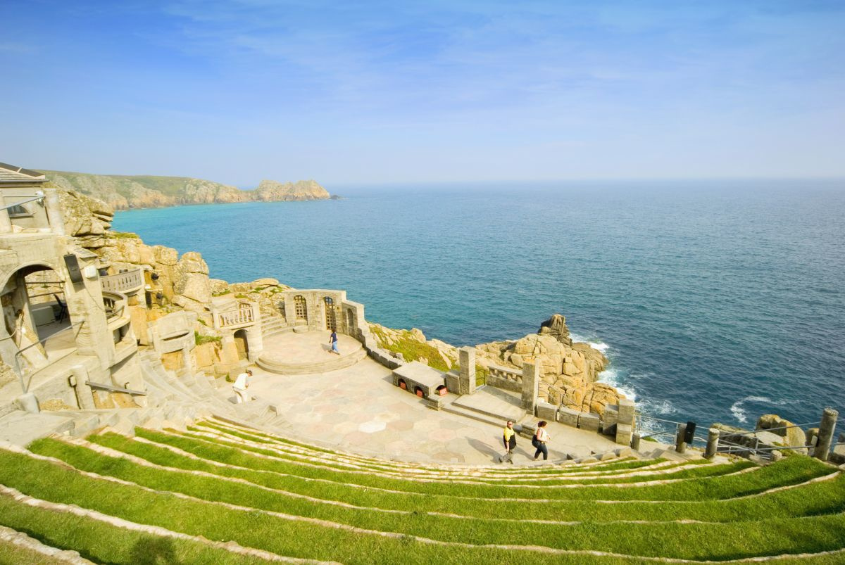 Minack Theater, Getty Images