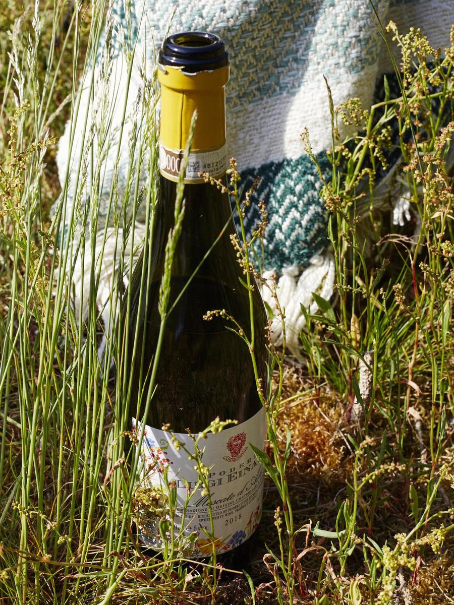 Ecru plaid met mosgroene accenten, Malagoon via De Bijenkorf, Burpphotography & Styling Sophie Pillen