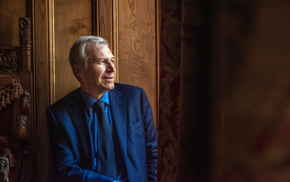 Yves Leterme, één van de negen West-Vlamingen die ooit premier van België was., Christophe De Muynck