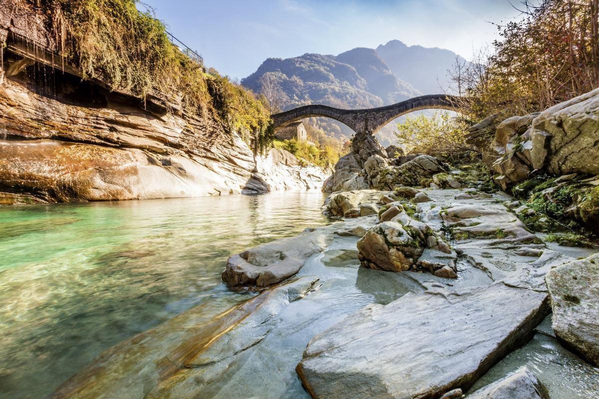 Ponte dei Salti - Lavertezzo - Valle Verzasca, Alessio Pizzicannella