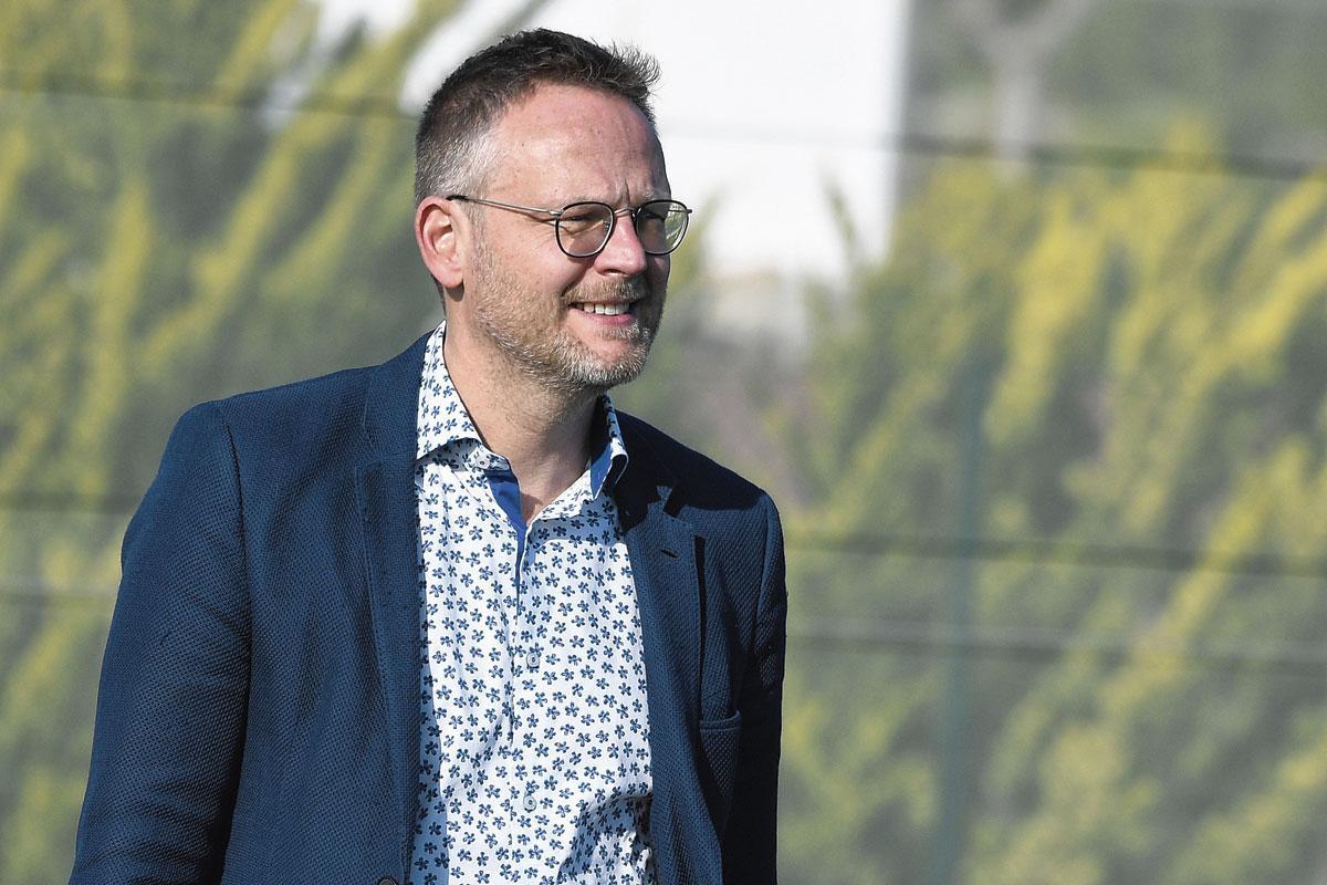 Peter Croonen: 'Veel clubleiders delen mijn mening dat er te veel profclubs zijn.', BELGAIMAGE
