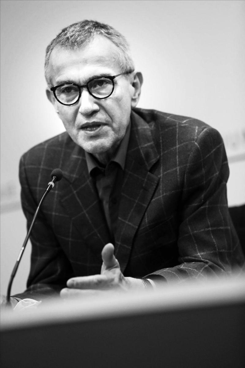 Frank Vandenbroucke, ancien ministre des Pensions C'est lui qui a instauré la loi de 2003 sur les pensions complémentaires dont le principe était de les démocratiser., BELGAIMAGE