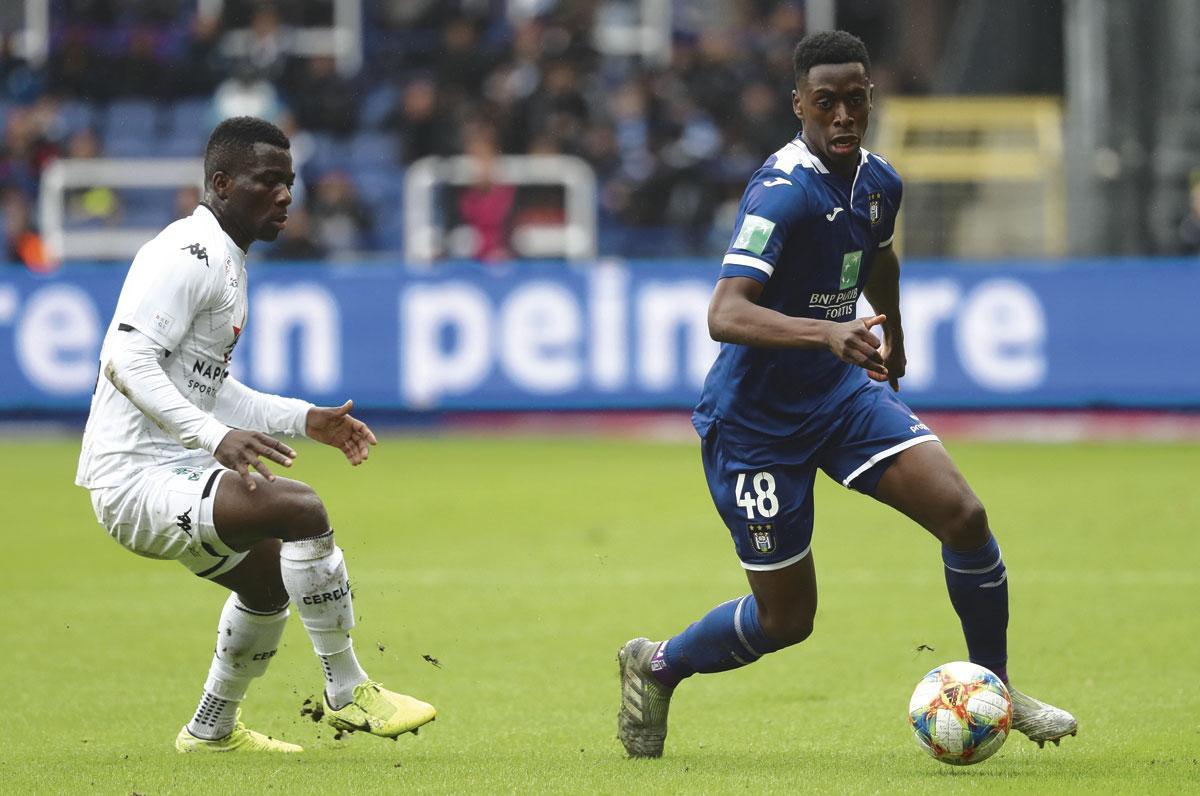 Albert Sambi Lokonga, BELGAIMAGE
