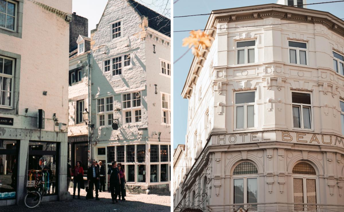 Maastricht recèle de jolies adresses à découvrir, Canva