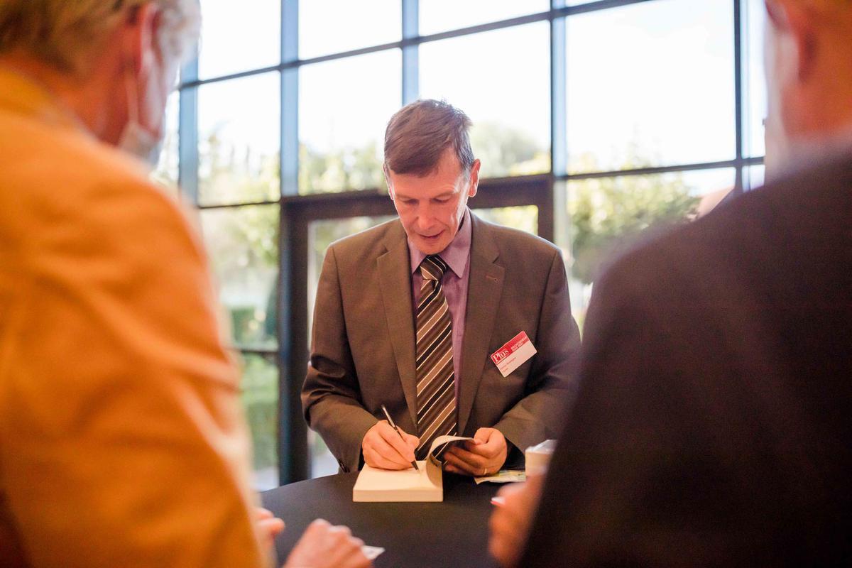 Danny Reweghs, directeur Strategie van Trends Inside-Beleggen, G.F./Leyla Hesna
