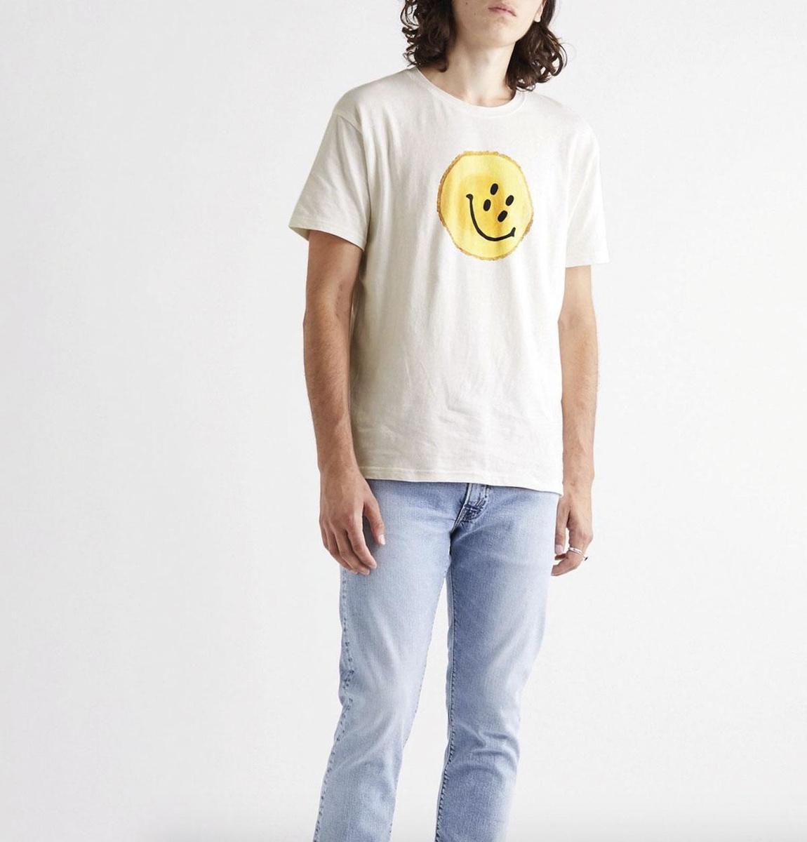 Tee-shirt en coton, Kapital, 120 euros, mrporter.com, sdp/ kapital