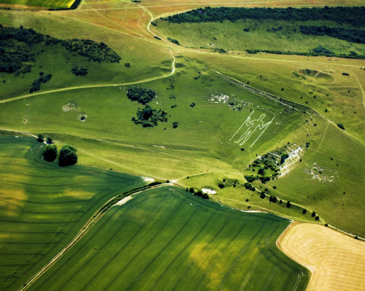 Long Man in Wilmington, Getty Images