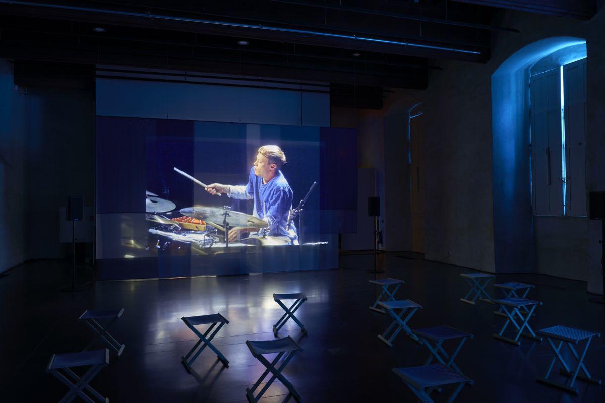 Ultramarine, Vincent Meessen, Damien Aspe