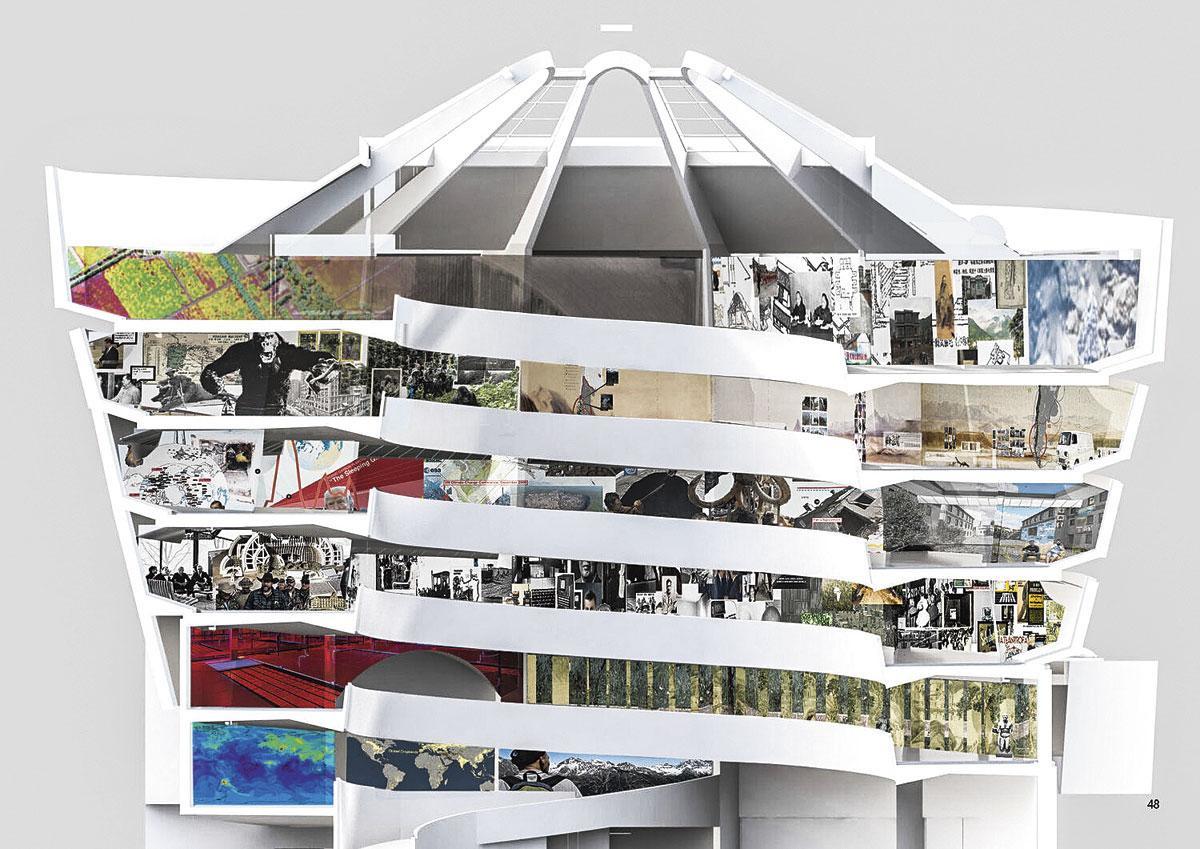 COUNTRYSIDE, THE FUTURE: De stad is politiek correct en voorspelbaar geworden, dus richt Koolhaas zich op het platteland., GF