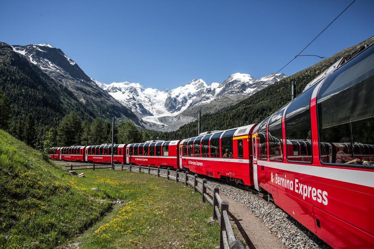 Bernina Express, Christoph Benz