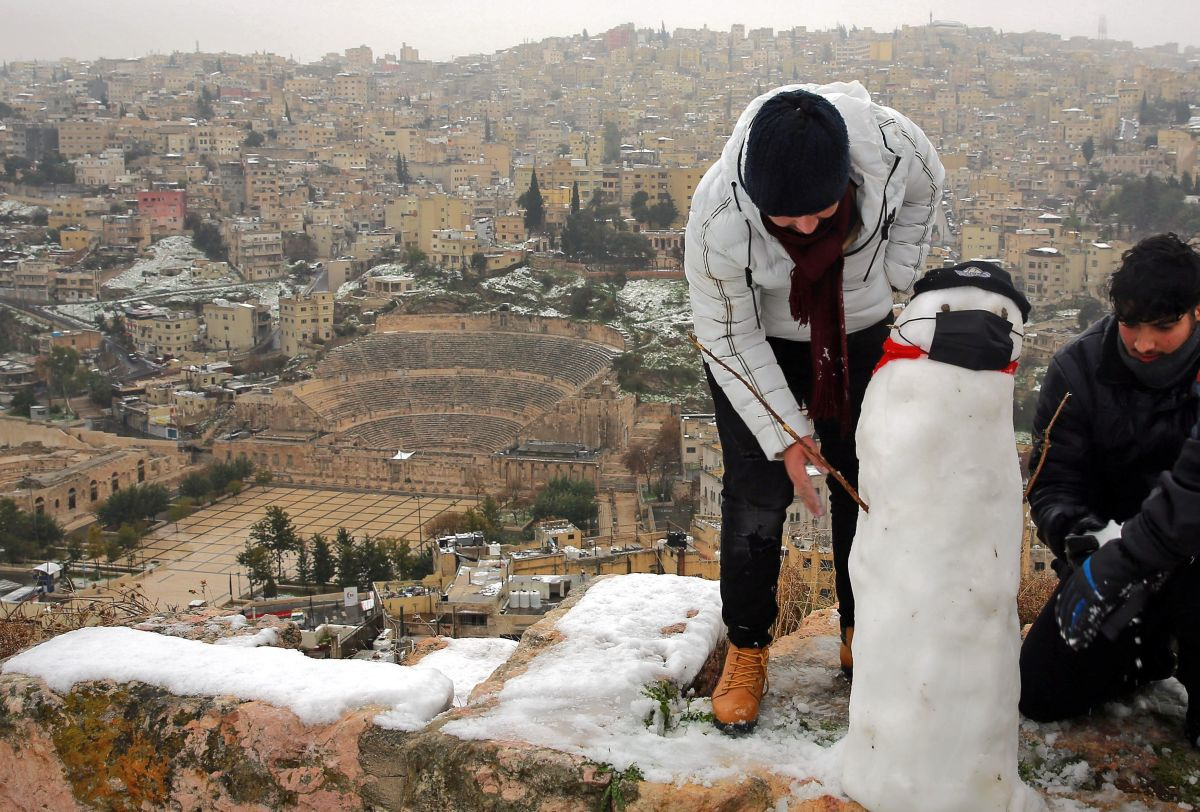 Amman, Getty Images
