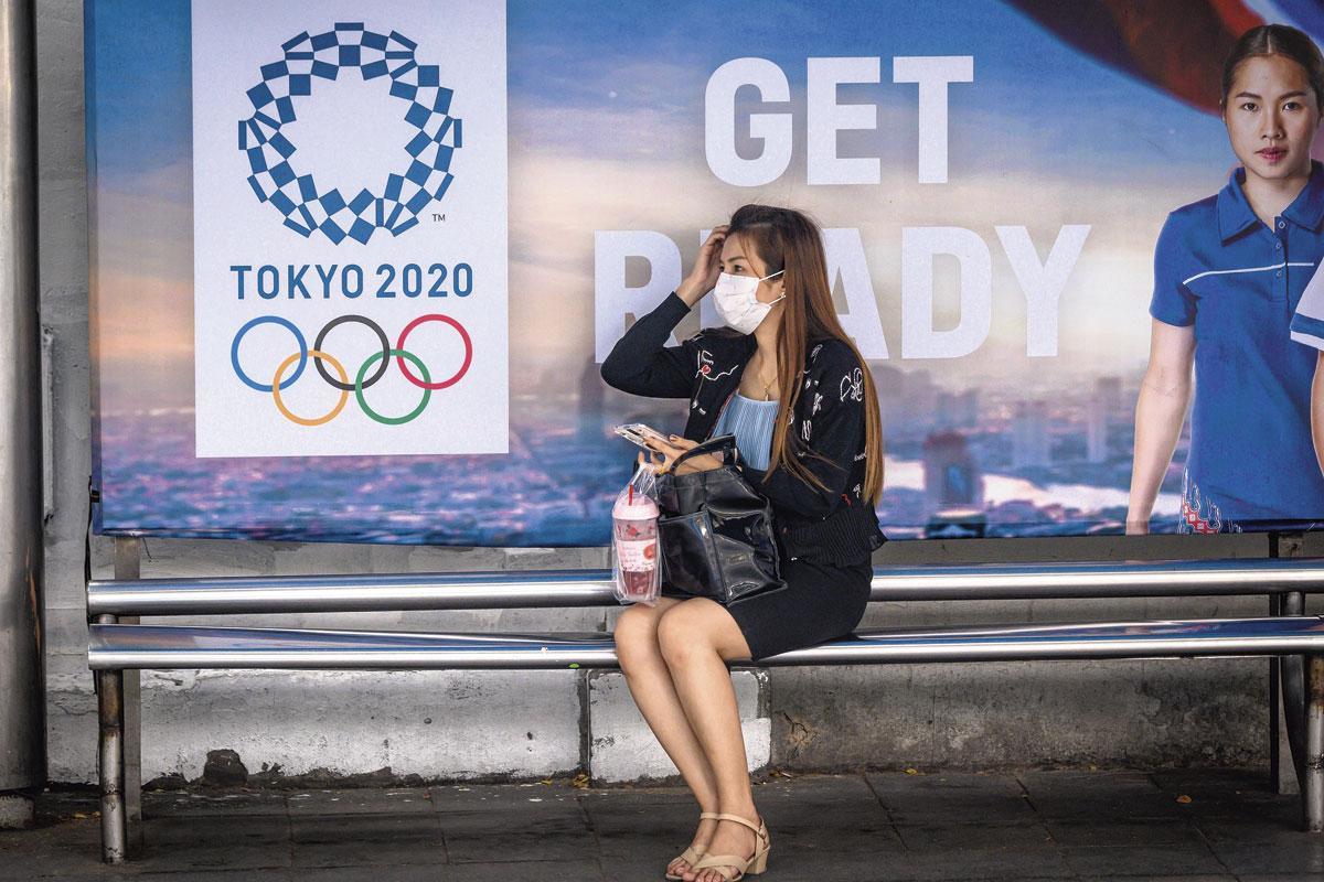 4,5 des 7,8 millions de billets réservés aux Japonais ont déjà été vendus. Mais les Jeux pourraient se tenir à huis clos., BELGAIMAGE