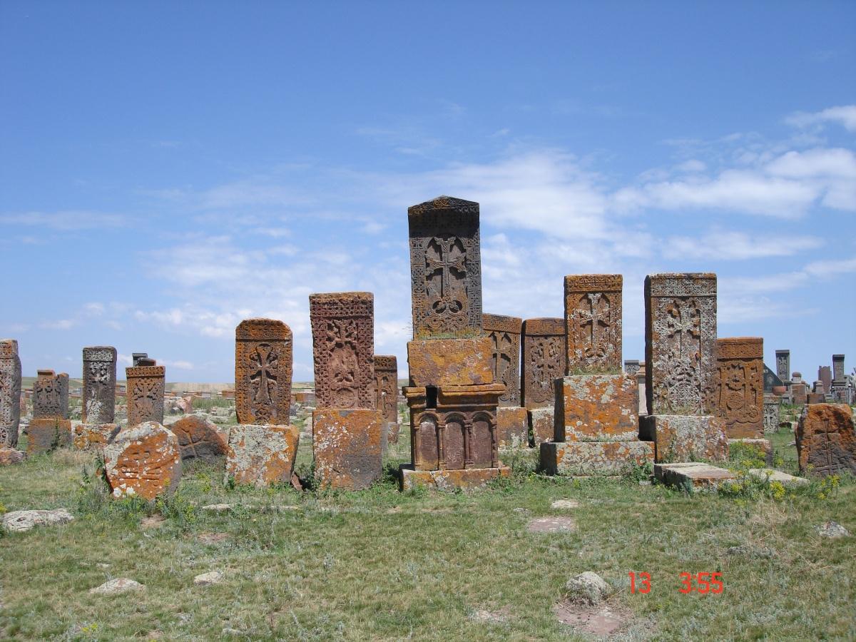 Chatsjkars, Wikicommons