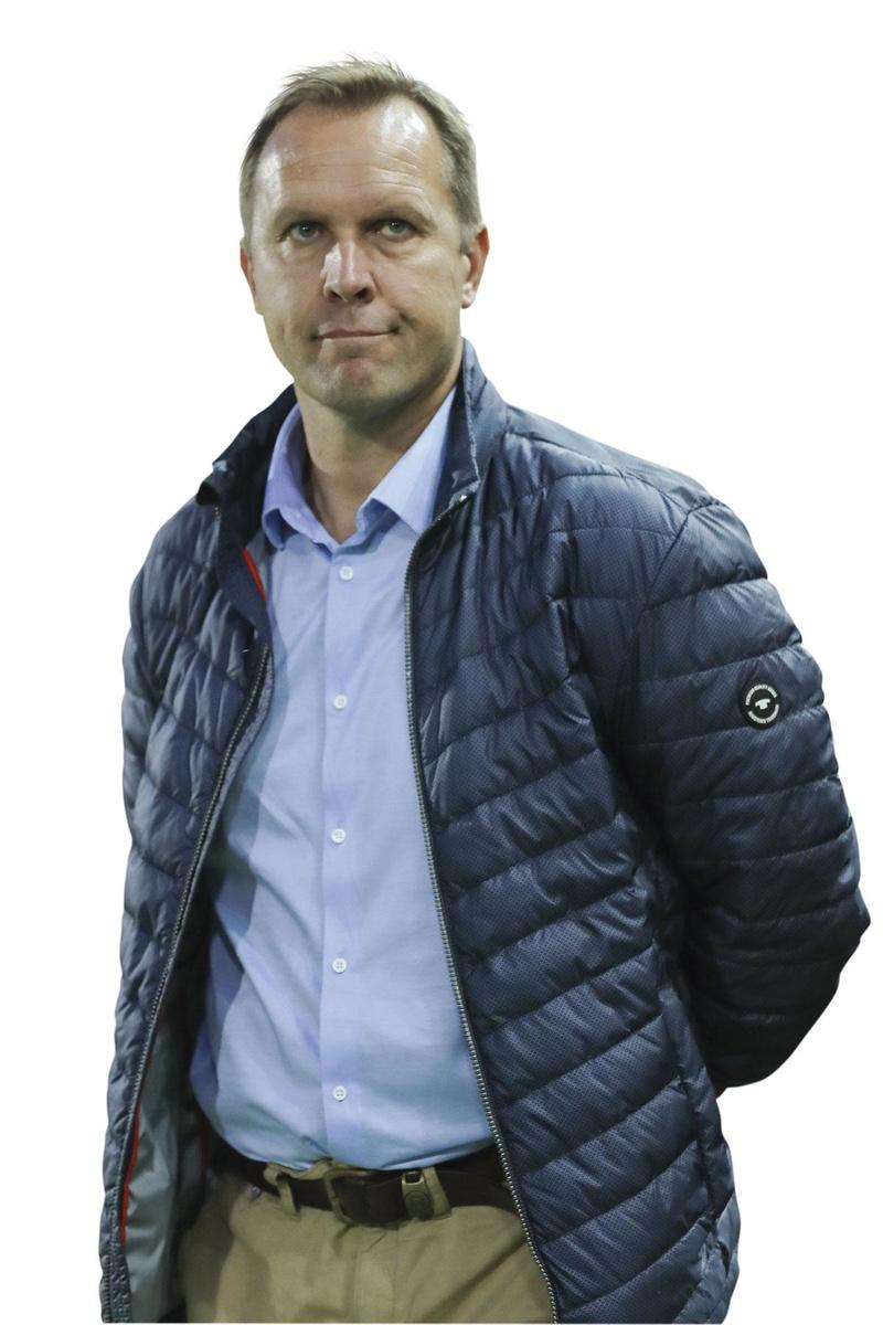 Het ontslag van coach Arnauld Mercier kwam  te laat., Belgaimage