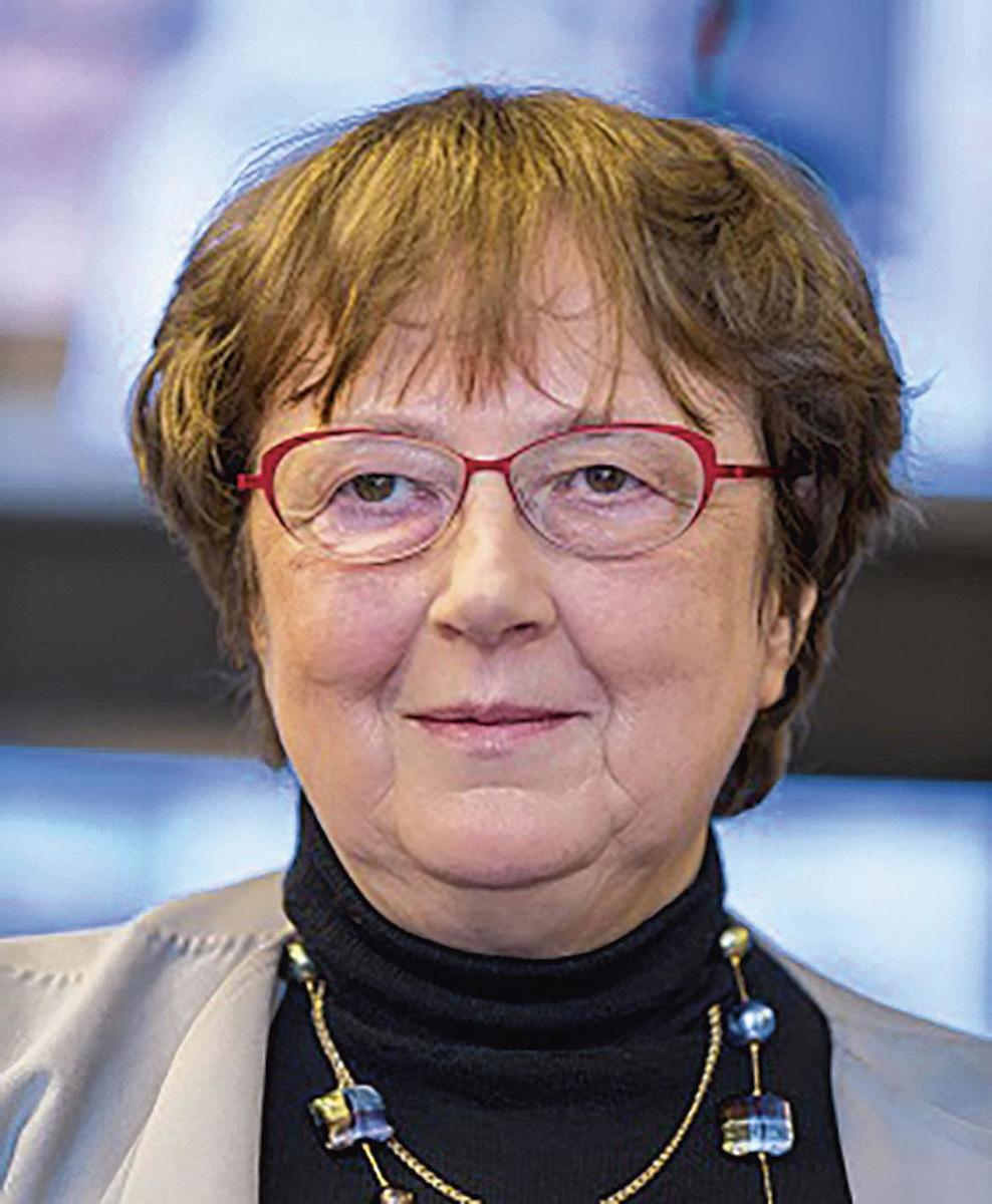 Jacqueline Herremans, présidente de l'Association pour le Droit de mourir dans la dignité, Reporters / QUINET