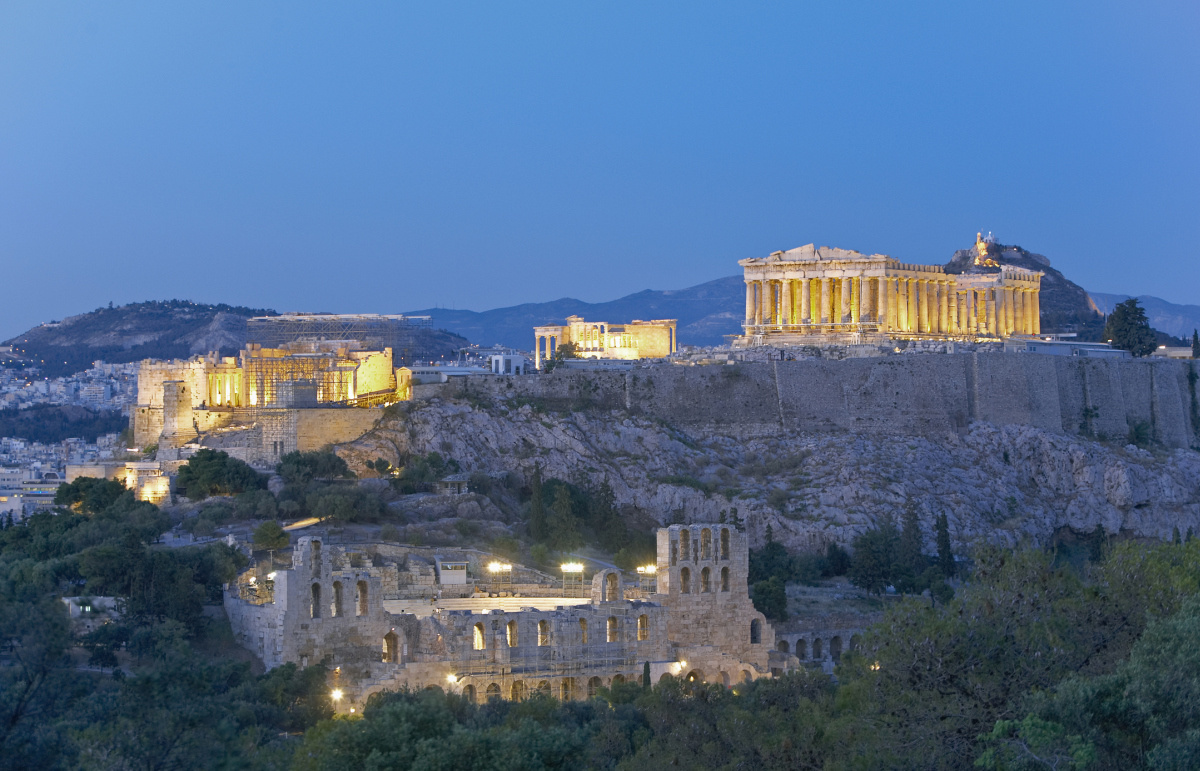Acropolis, Getty Images