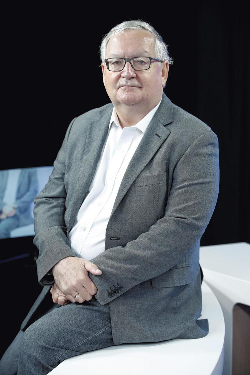 Patrick Artus, belgaimage