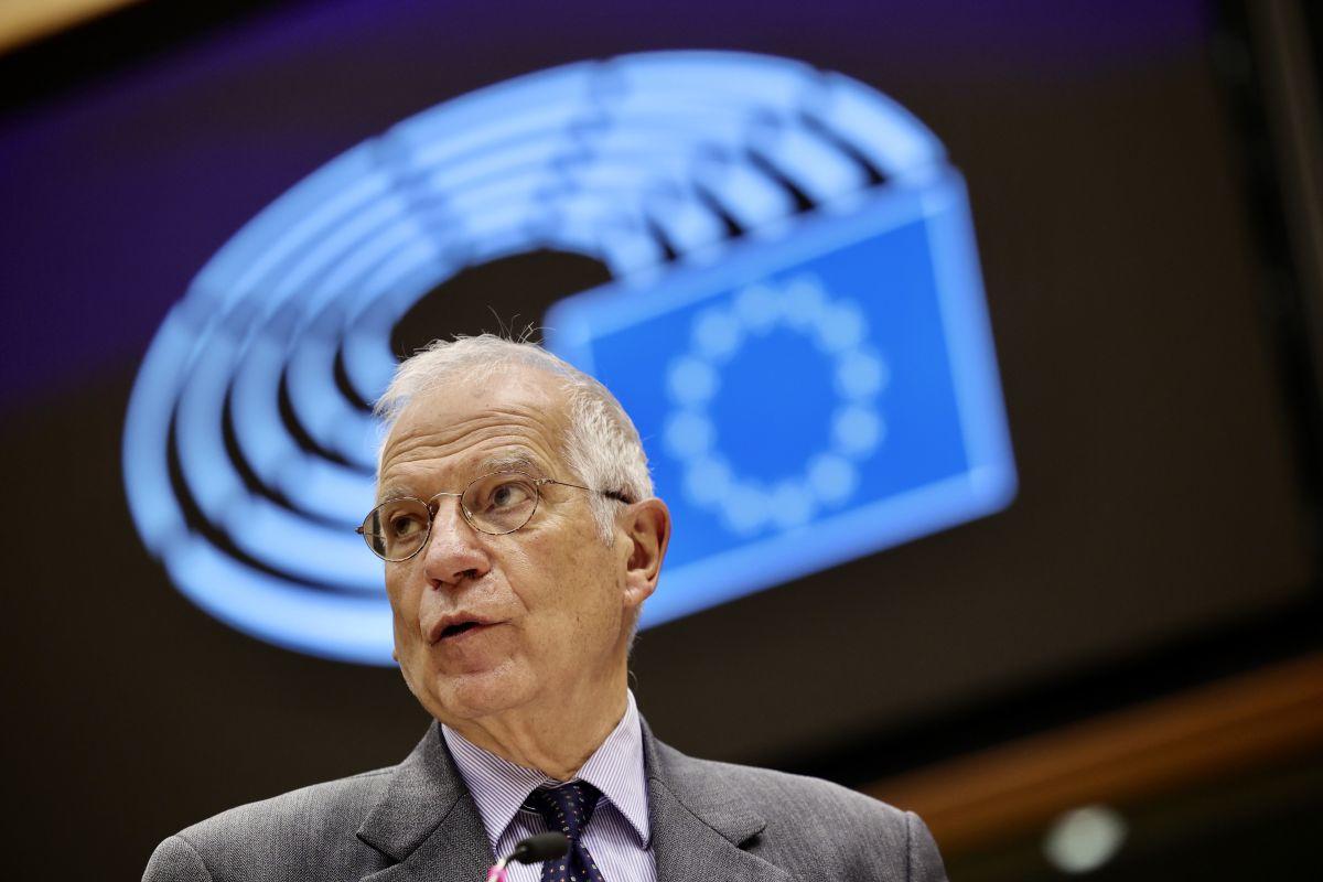 Josep Borrell, Getty Images