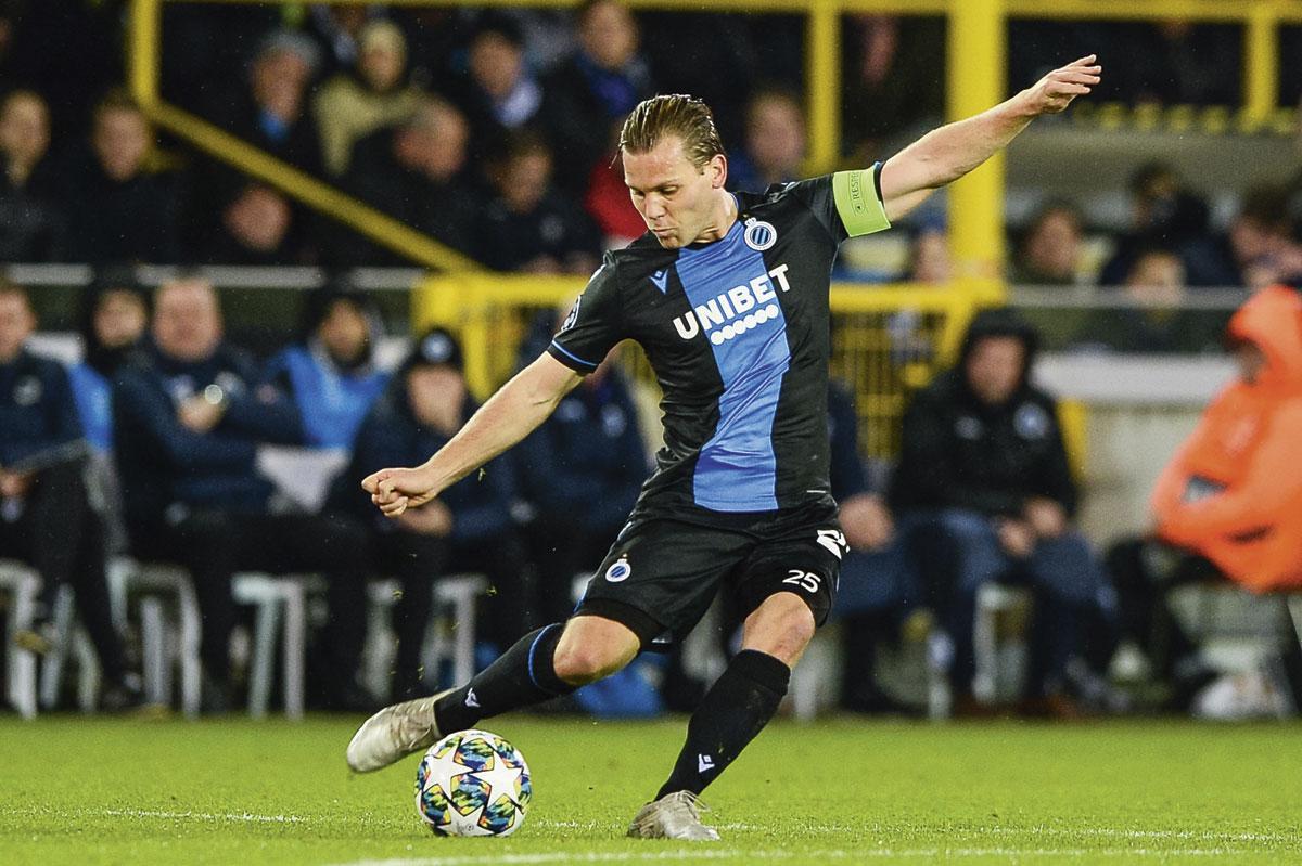 Dit seizoen staat de teller van Ruud Vormer op 14 assists in de Jupiler Pro League, waarmee hij afgetekend aan de leiding staat., Belgaimage