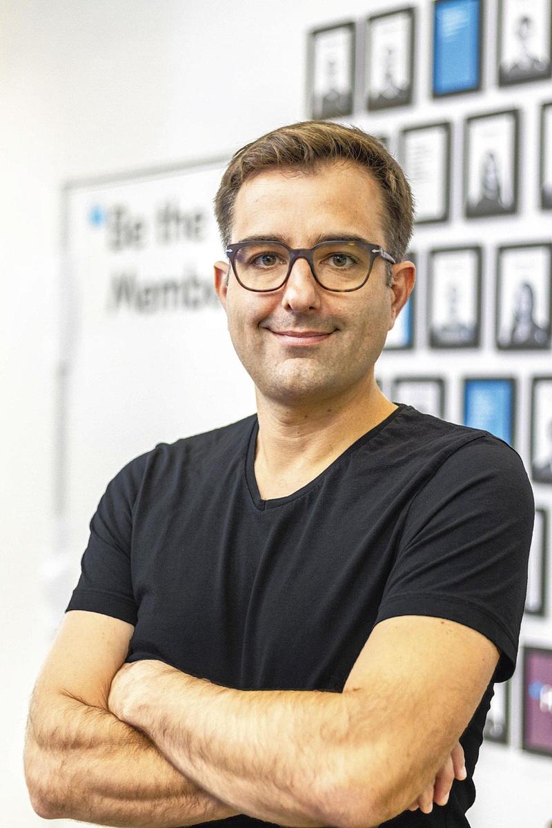 Nicolas Brusson, cofondateur et actuel Ceo de BlaBlaCar, PG