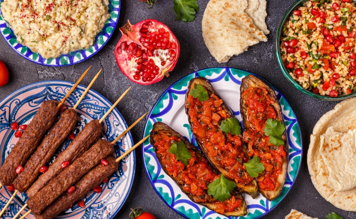 L'Iran au menu chez Caspian, Unsplash
