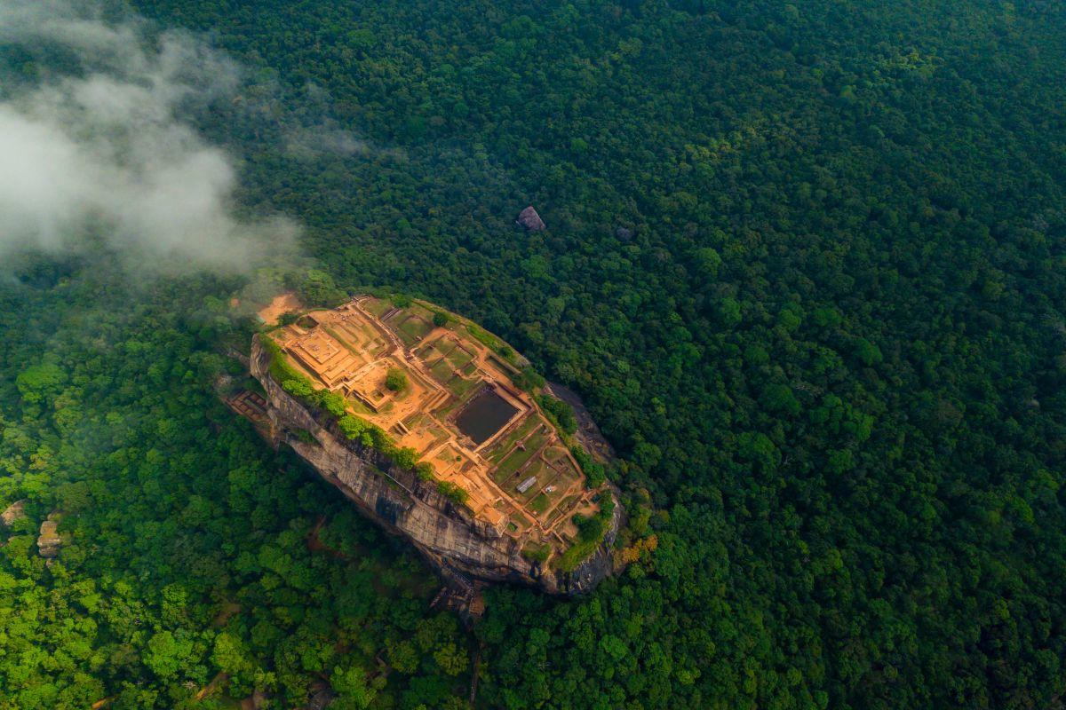 De Sigiriya in Sri Lanka, Getty Images
