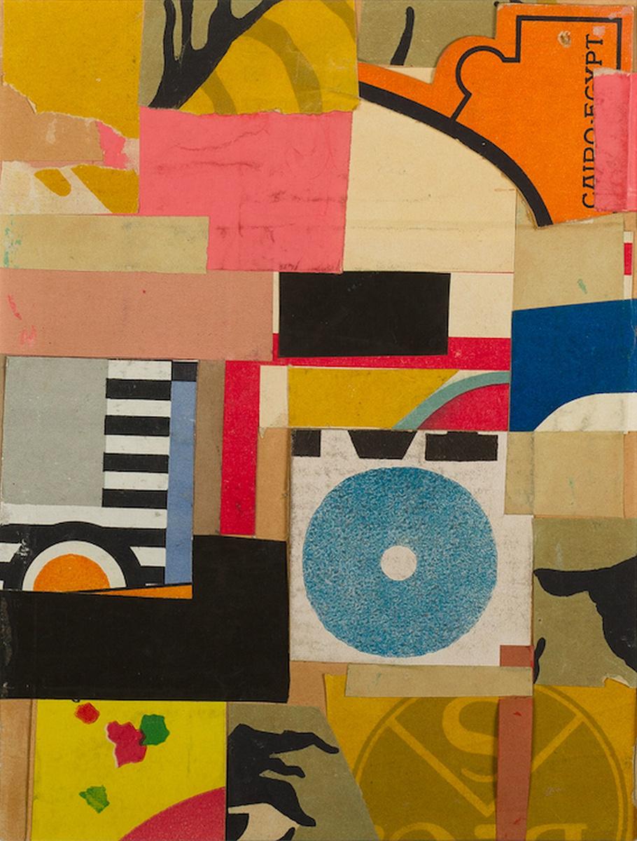 Even Goede Vrienden, collage Thijs Rinsema, zonder jaartal, collectie Museum Dr8888, Visit Friesland
