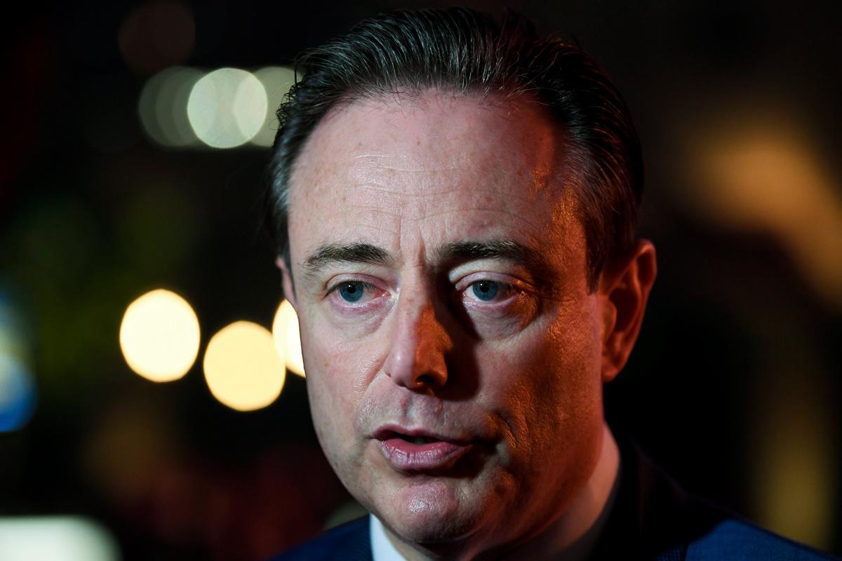 Bart De Wever (N-VA), Isopix