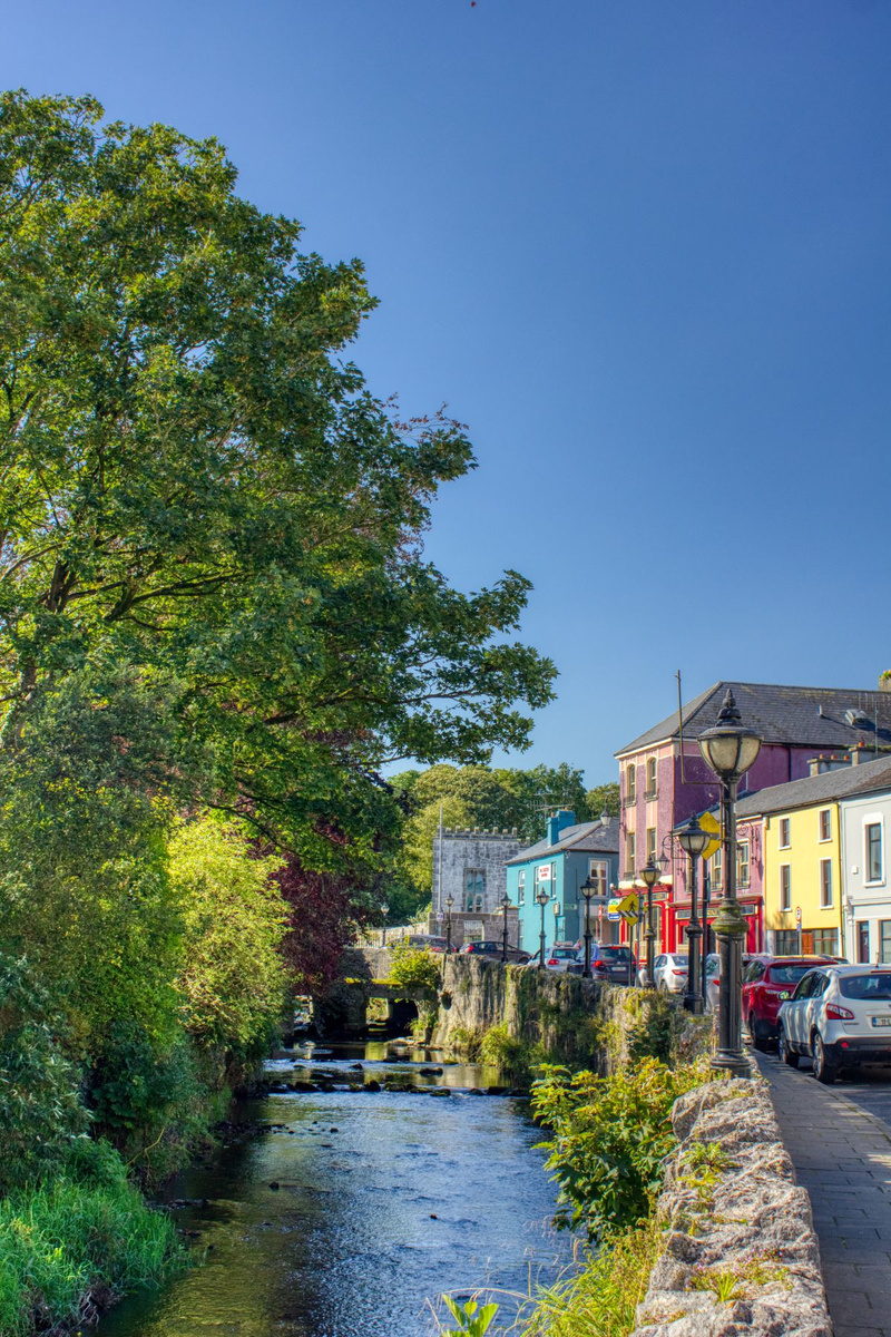 Newcastle West, Toerisme Ierland