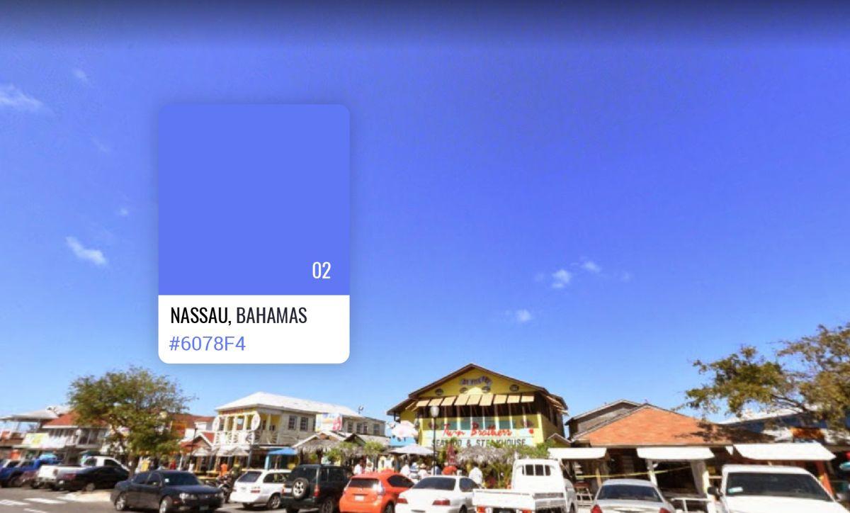 2. Nassau op de Bahama's, S Money