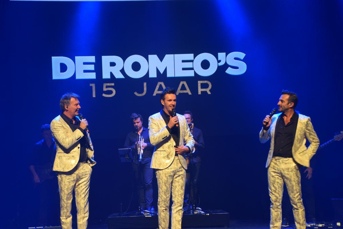 Ook De Romeo's zullen optreden in Puurs., PADI/Jens