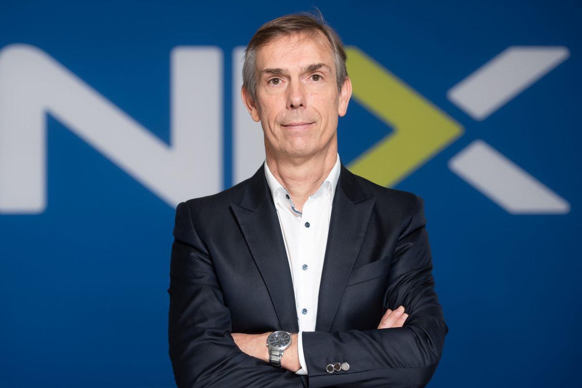Luc Costers, Country Lead Nutanix Belgium, Bernard De Keyzer