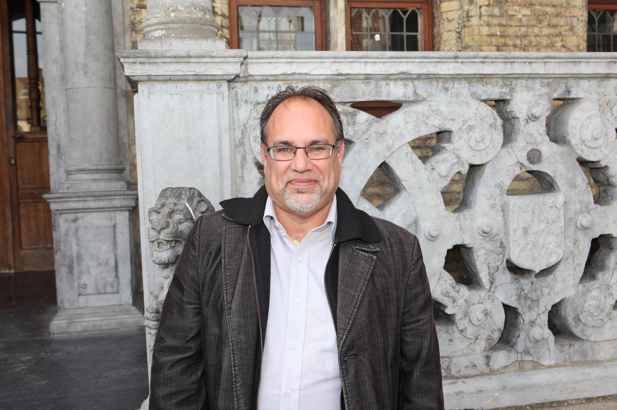 Burgemeester Peter Roose., MVO