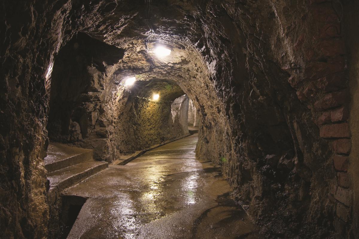 Jihlava grotten, Vysocina Tourism