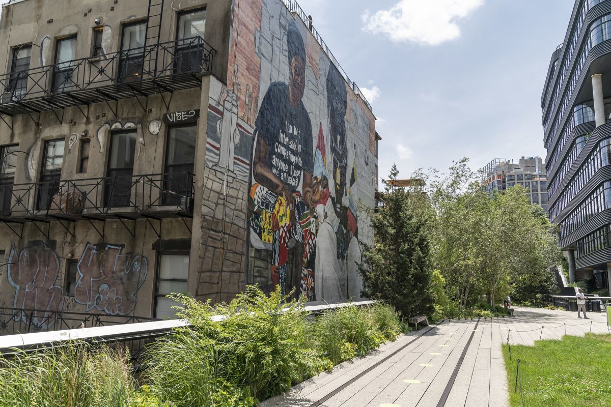 High Line Park, Getty Images