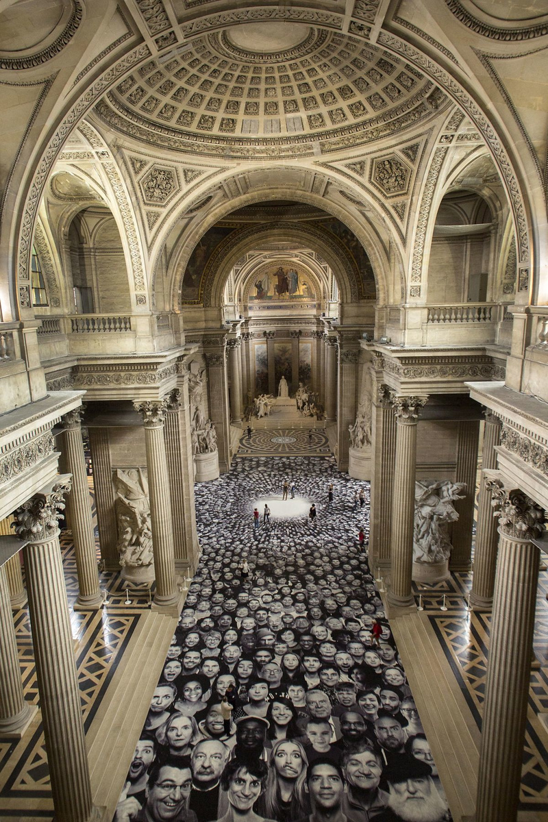 Panthéon in Parijs in 2014., Getty Images
