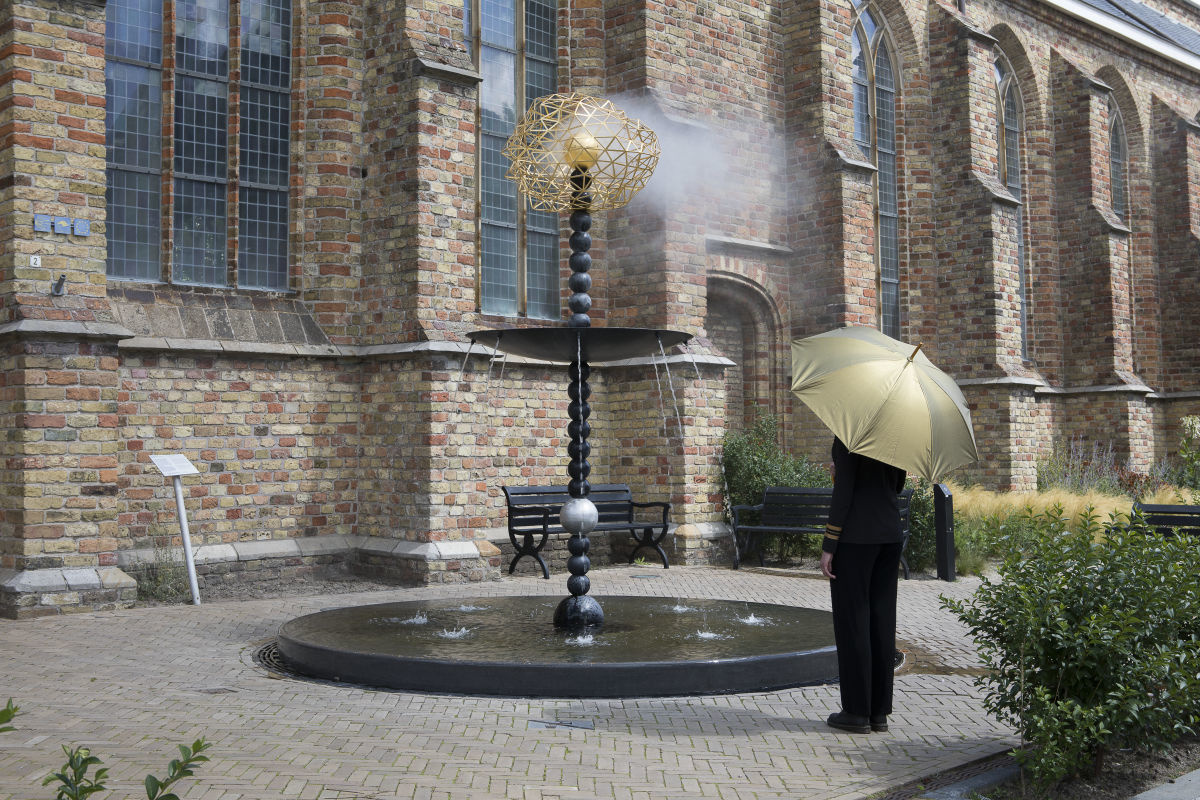 11 Fountains in Franeker, Visit Friesland