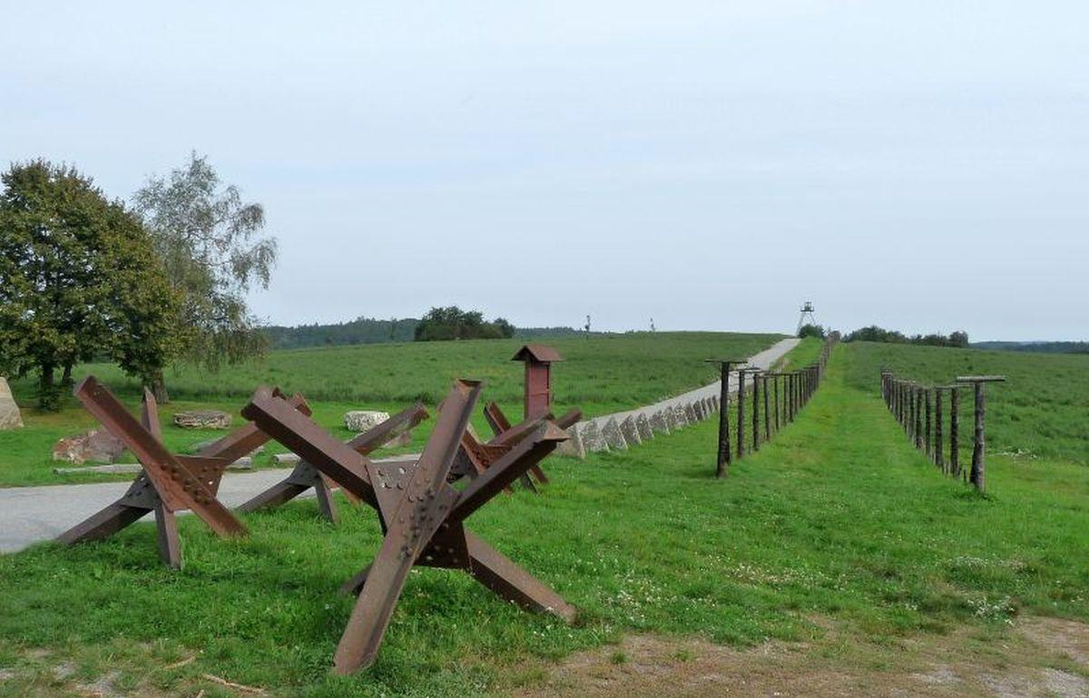 Iron Curtain Trail, Luc Oteman
