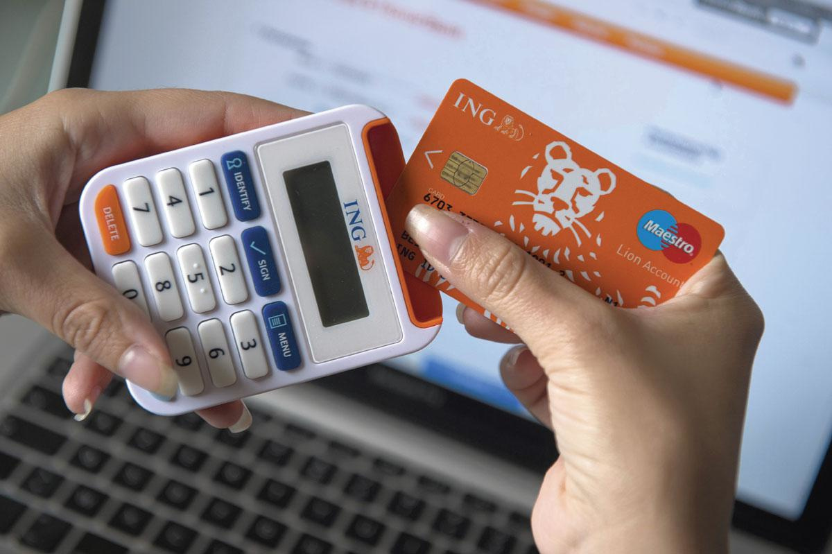 Fini le compte à vue gratuit chez ING Le Lion Account coûte désormais 1,90 euro par mois., Photo News