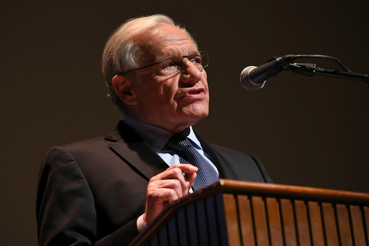 Bob Woodward, Getty Images