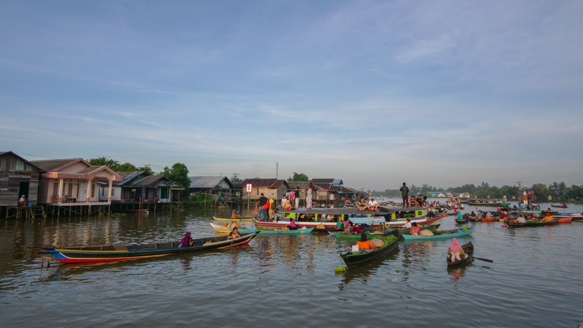 Barito rivier, Getty Images