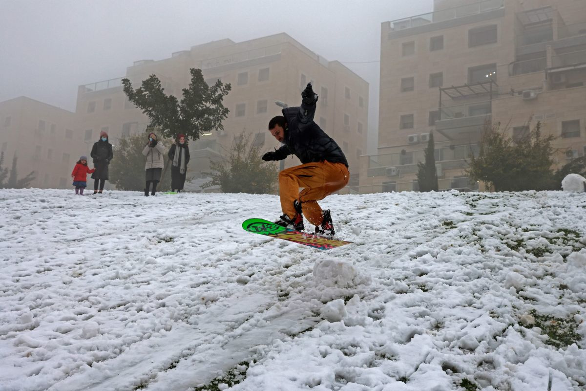 Jeruzalem, Getty Images