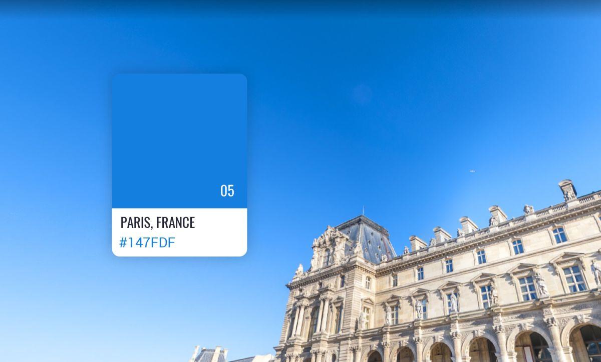 5. Parijs in Frankrijk, S Money