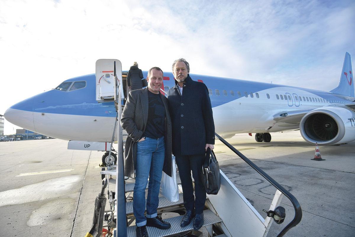 En allant chercher Michel Preud'homme, Venanzi s'est offert l'une de ses idoles de jeunesse., BELGAIMAGE