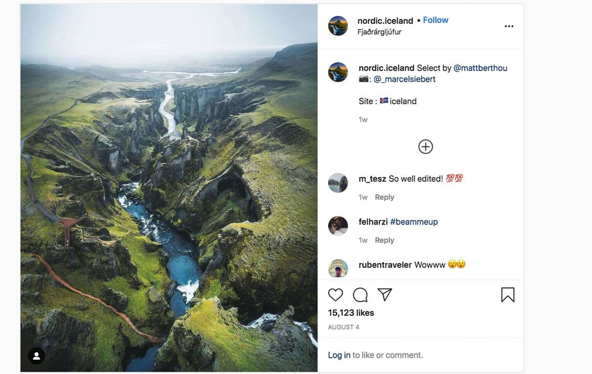 Envoûtante Islande, marcel siebert