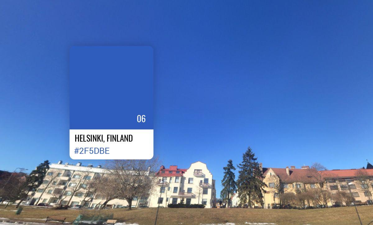 6. Helsinki in Finland, S Money