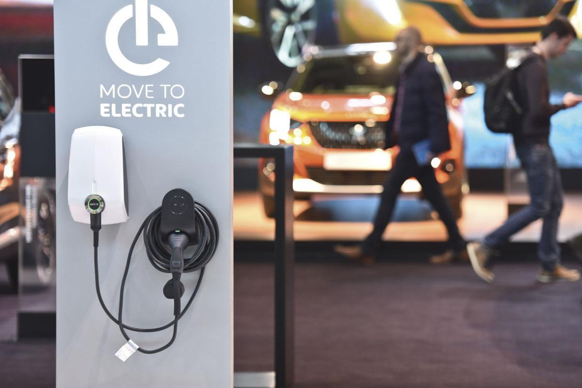 Guidé par le nucléaire et le renouvelable, le mix électrique belge est encore plus avantageux pour les voitures électriques., BELGAIMAGE