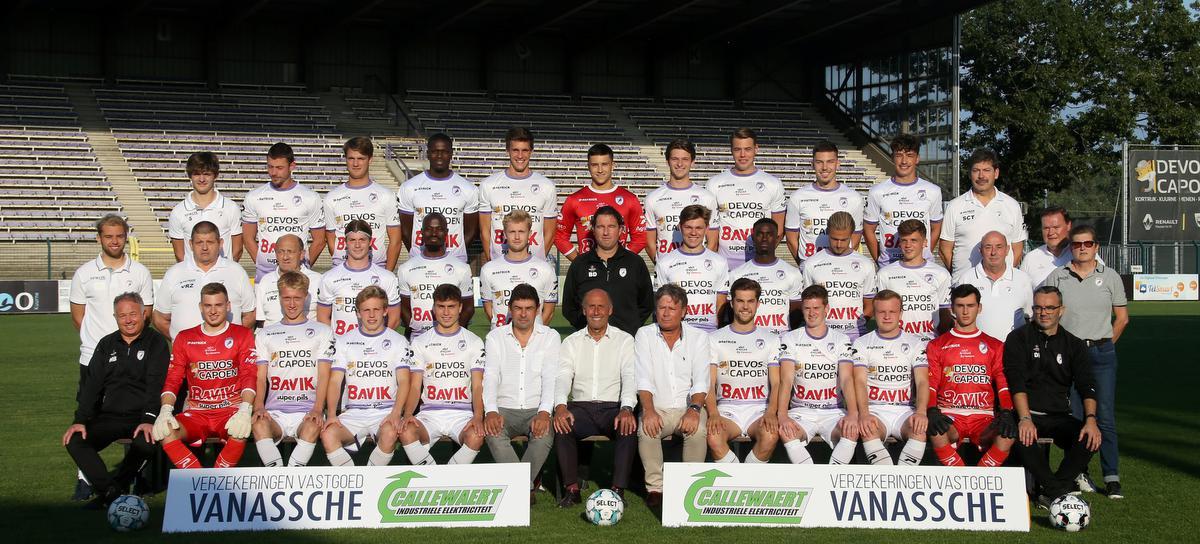 Frederique Mahieu: 'Amateurspelers moeten spelen en presteren voor hun centen, niet zomaar elke maand een vast bedrag opstrijken.', KRC Harelbeke