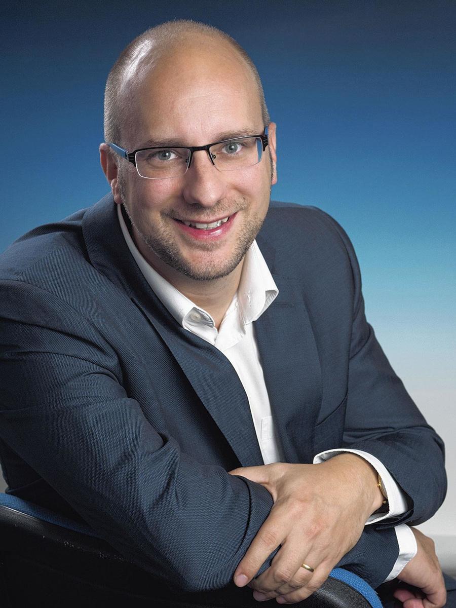 """Laurent Taskin (Louvain School of Management): """"Le bien-être est poussé à l'agenda."""", pg"""